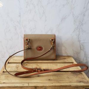 Dooney & Bourke Bags - Dooney & Bourke Vintage Little Lock Crossbody Bag